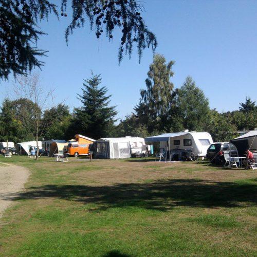 camping brockhausen campeerplaats