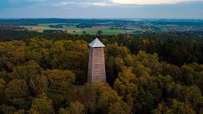 uitkijktoren Hulzenberg