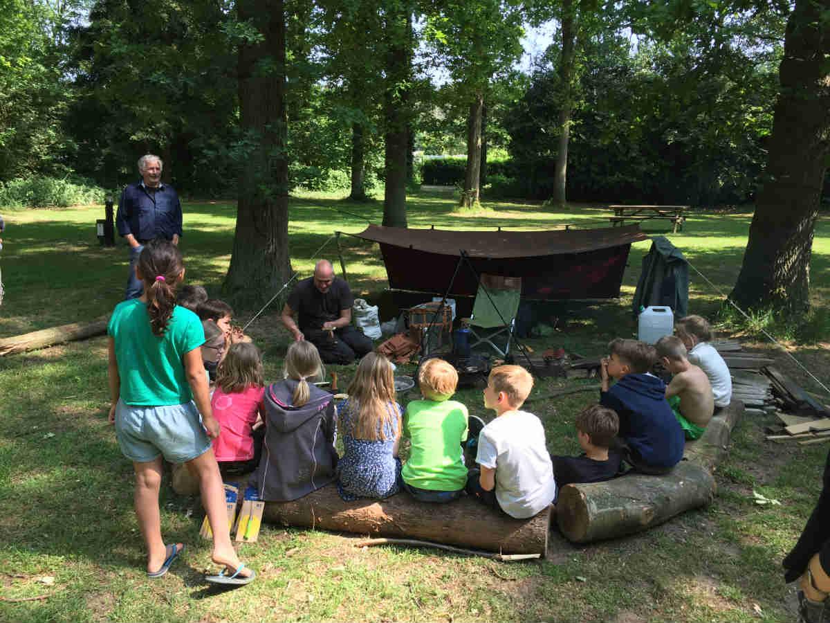 Camping Brockhausen activiteit