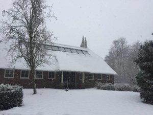 brockhausen in de sneeuw