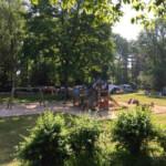 Camping Brockhausen speelplaats