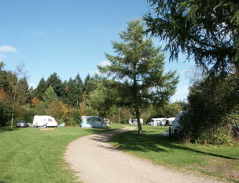 camperen camping brockhausen