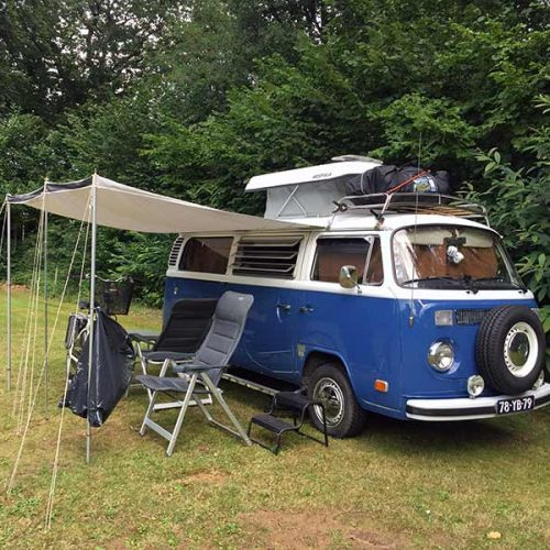 camperplaats brockhausen volkswagen t1