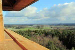 uitkijktoren hulzenberg montferland